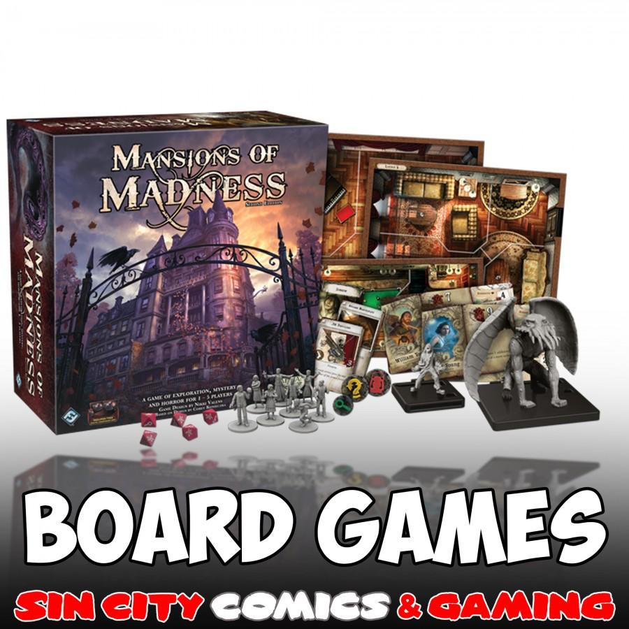 Pop Culture Board Games