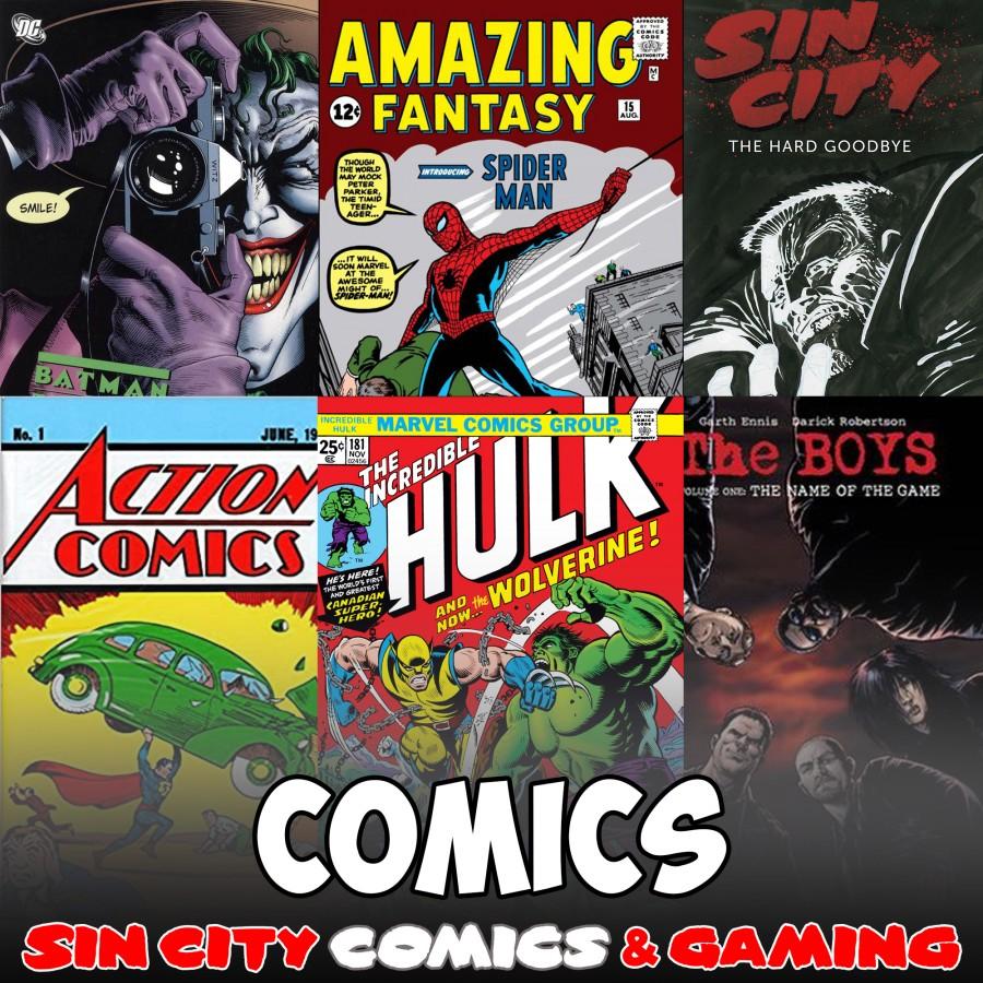 Comic Books UK