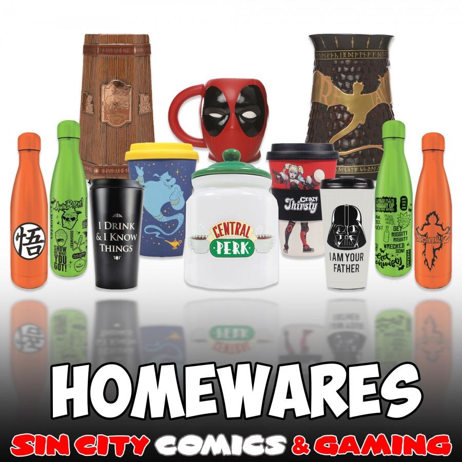 Pop Culture Homewares