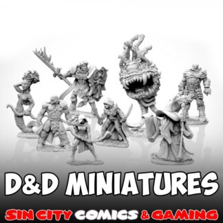 D&D MINIATURES