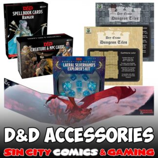 D&D ACCESSORIES