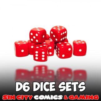 D6 DICE SET