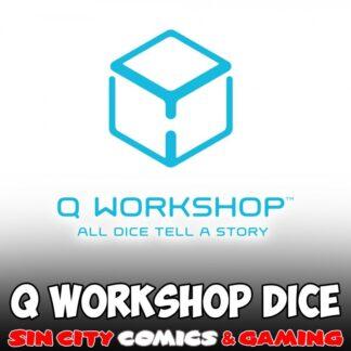 Q WORKSHOP DICE