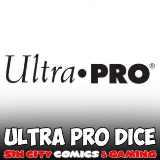 ULTRA PRO DICE