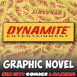 DYNAMITE GRAPHIC NOVELS