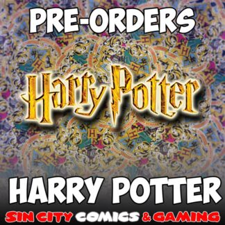 HARRY POTTER PRE-ORDERS