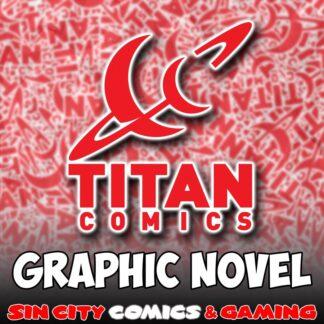 TITAN GRAPHIC NOVELS
