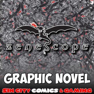 ZENESCOPE ENTERTAINMENT GRAPHIC NOVELS